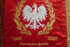 sztandar-szkoły-w-Rogozinie